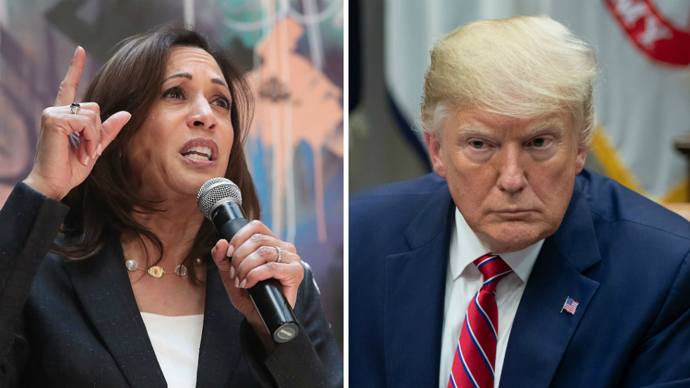 Trump slams Sen. Kamala Harris for saying if elected she would prosecute him