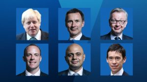 'It didn't work out well last time' Javid warns against Johnson coronation