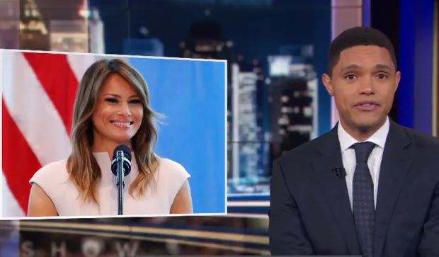 Melania Is Leaving Donald Trump   The Daily Show With Trevor Noah