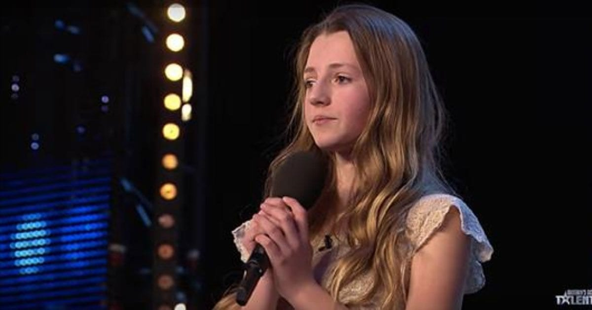 Kid Whitney Houston Gets Standing Ovation From Simon Cowell on BGT Kids Got Talent
