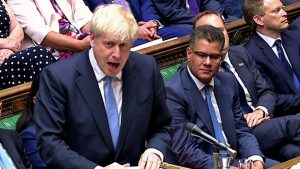 Boris Johnson makes first Commons statement as PM – BBC News
