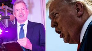 UK Ambassador to the US blasts Trump as 'inept'