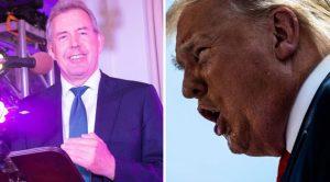 UK Ambassador to the US blasts Trump as 'inept'