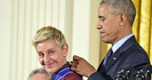 Ellen's Tribute to the Obamas