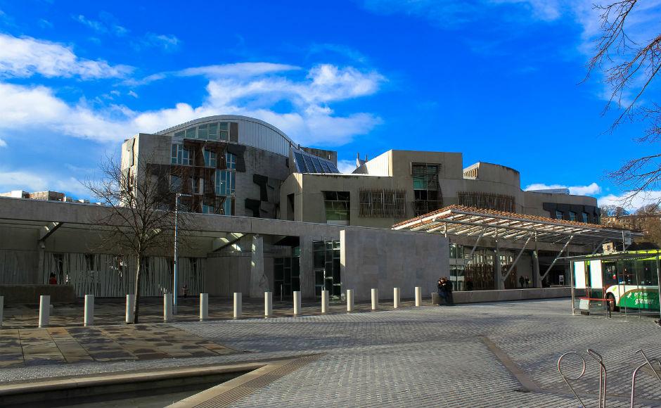 Ruth Davidson announces her resignation as Scottish Tory leader