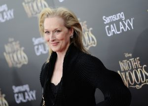 Meryl Streep on the actors she's worked with