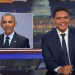 The Roast Of Barack Obama – The Daily Show With – Trevor Noah