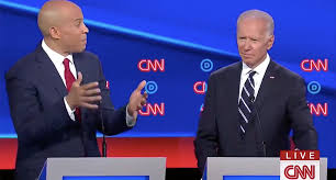Cory Booker to Biden You're dipping into the Kool-Aid and don't even know the flavor