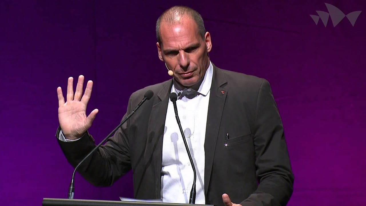 Yanis Varoufakis Democracy Under Siege, Carnegie Conversations
