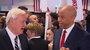 Cory Booker 'Joe Biden Needs To Speak More Candidly About His Record'  MSNBC