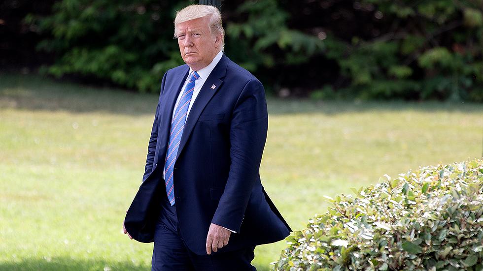 Trump Ran 2,000+ Facebook Ads Pushing Idea Of Migrant 'Invasion'  Velshi & Ruhle  MSNBC