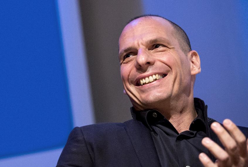 Former Greek Finance Minister Explains, Why He Doesn't Like Putin