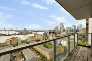 Neutron Tower, Canary Wharf – 1 Bedroom