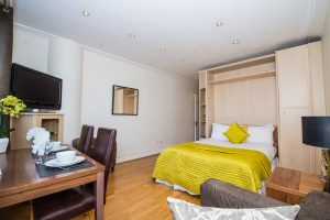 Studio Apartment In South Kensington