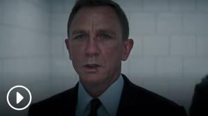 James Bond: First look at new No Time To Die trailer