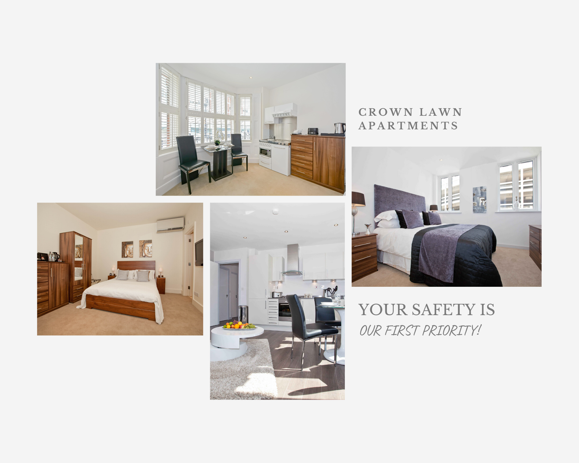 Space & Freedom Of A Serviced Apartment During Covid-19