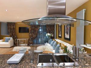 Bespoke Apartment in Canary Wharf – Newly Refurbished