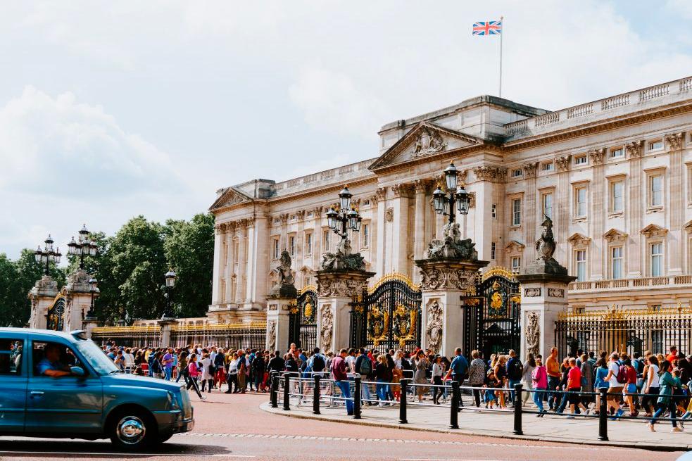 Buckingham Palace Tourism UK
