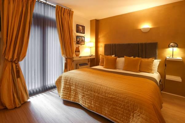 South Kensington Bedroom